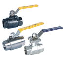 Thread End Ball Valve