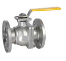 ISO5211 Direct Mounting Pad Ball Valve
